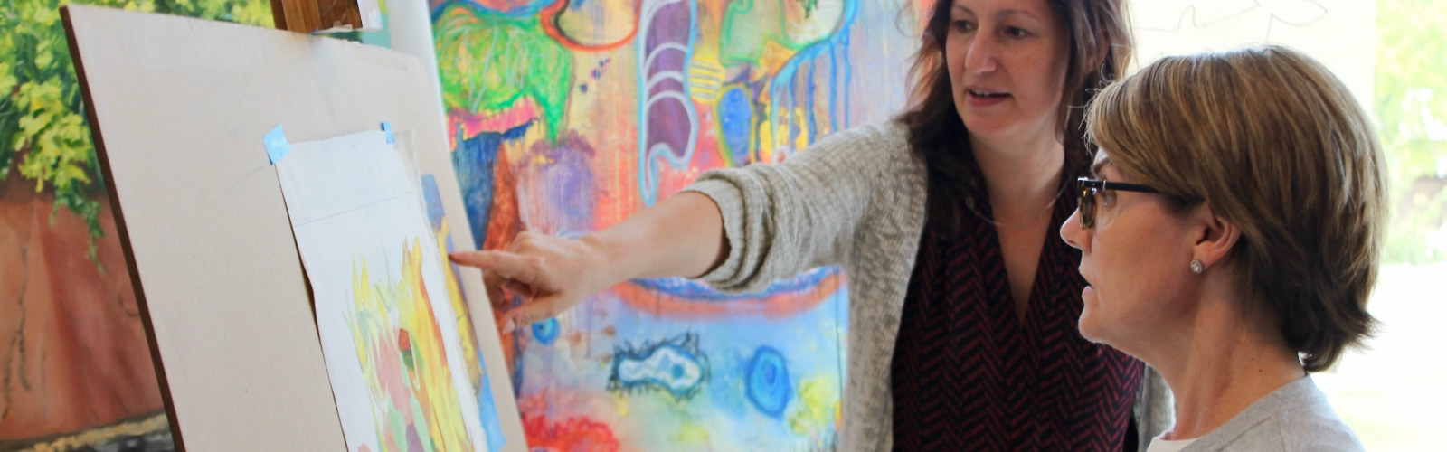 A New Direction in Art Education