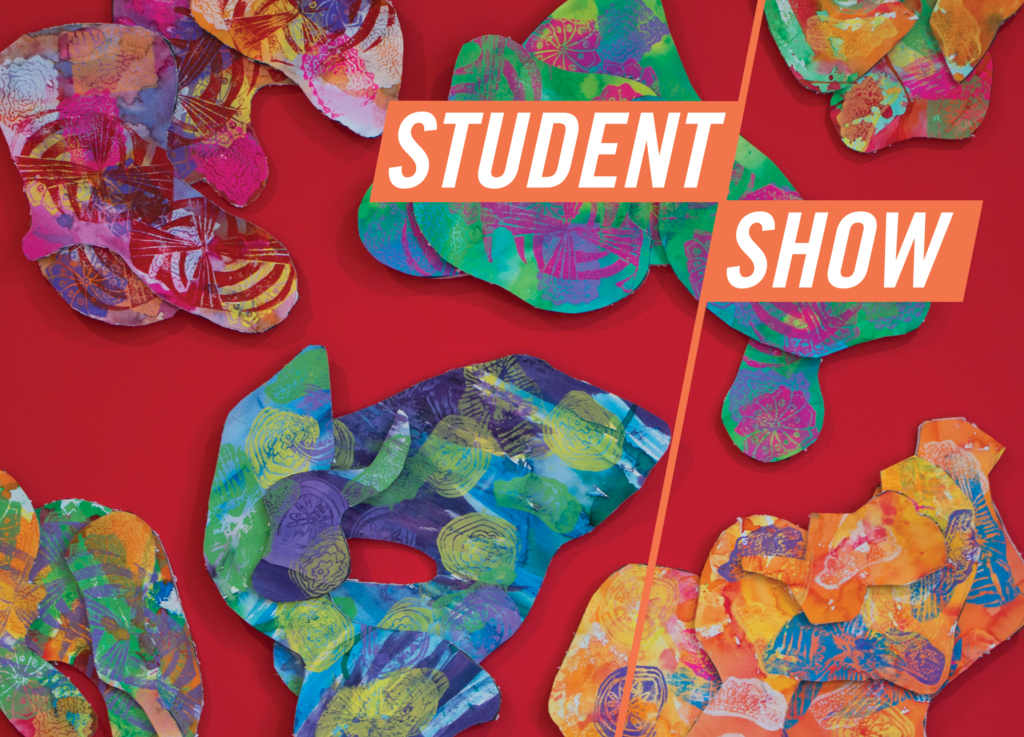 Student Show Front Spring 2019 ALN2